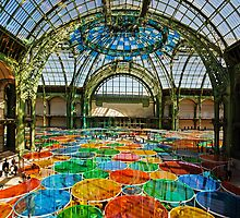 Daniel Buren | Monumenta 2012 Grand Palais by Aleksandar Topalovic