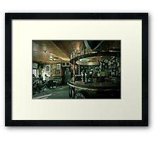Biddy Mulligans Pub. Edinburgh. Scotland Framed Print