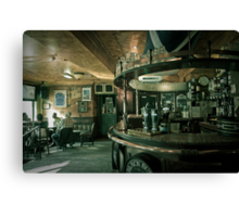 Biddy Mulligans Pub. Edinburgh. Scotland Canvas Print
