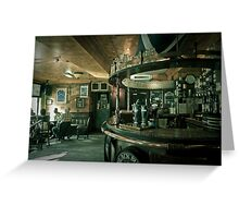 Biddy Mulligans Pub. Edinburgh. Scotland Greeting Card