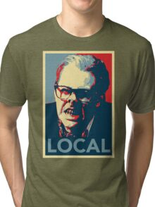 Edward Tattysyrup Tri-blend T-Shirt