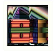 Transient Dwelling Art Print