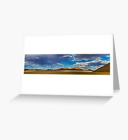 A Summer Storm  Greeting Card