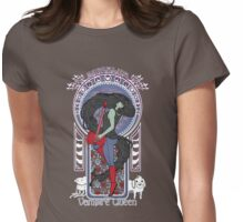 Vampire Queen Womens Fitted T-Shirt