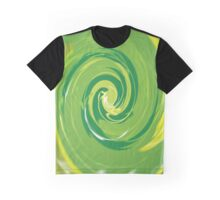 Rick and Morty portal Graphic T-Shirt