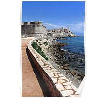 Antibes France Poster