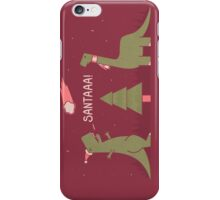 Merry Extinction iPhone Case/Skin