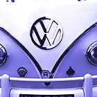 VW Camper Van by blueinfinity