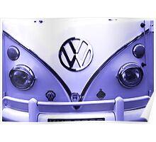 VW Camper Van Poster