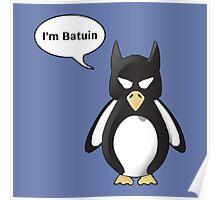 I'm Batuin Poster