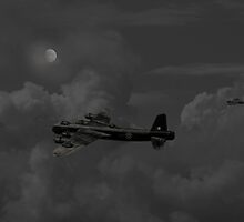 Short Stirling  -  'the forgotten bomber' by Pat Speirs
