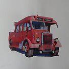 Leyland breakdown Ribble. by Mike Jeffries