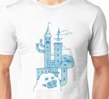 Link and The Castle of Corruption  Unisex T-Shirt