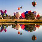 KLAQ Balloonfest 2012 in HDR by Ray Chiarello
