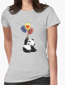I Love You Panda T-Shirt