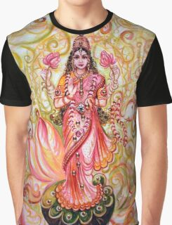Lakshmi Darshnam Graphic T-Shirt