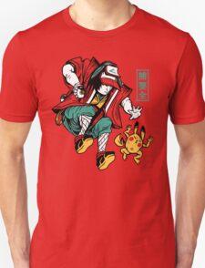 UKIYO-EMON TRAINER Unisex T-Shirt