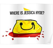 Utopia - Where Is Jessica Hyde? Poster