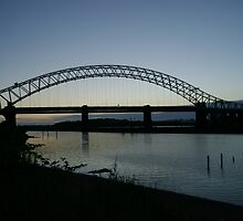Runcorn Bridge by Killer1479