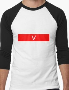 Alphabet Collection - Victor Red T-Shirt