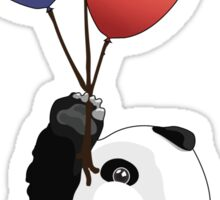 Panda's Happy Day Sticker