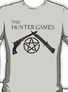 The Hunter Games (Black) T-Shirt