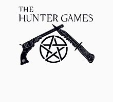 The Hunter Games (Black) Unisex T-Shirt