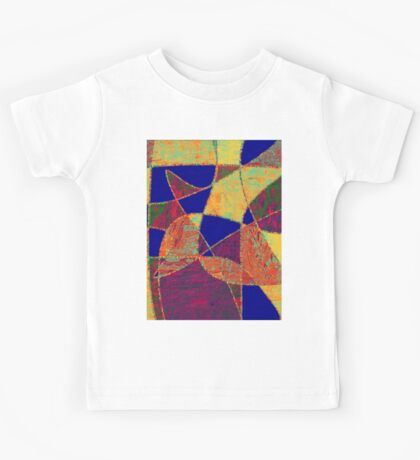 0268 Abstract Thought Kids Tee