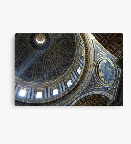 St. Peter's Duomo Canvas Print
