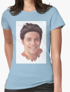Niall Horan - Newly Brunette Womens Fitted T-Shirt