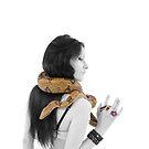 Snake woman by Andrew Jones