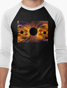 Photosphere Men's Baseball ¾ T-Shirt