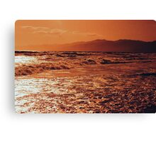 Pacific Ocean-Southern CA Canvas Print
