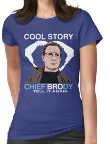 Cool Story Chief Brody Womens Fitted T-Shirt