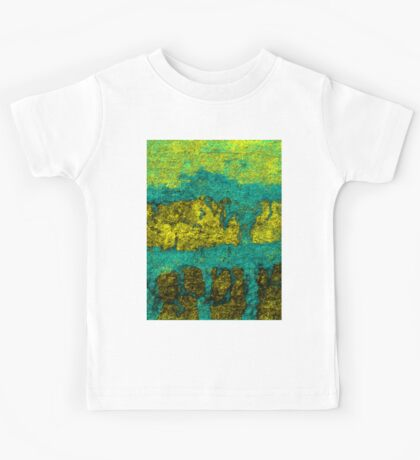 0406 Abstract Thought Kids Tee