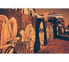 Street Art in California Photographic Print