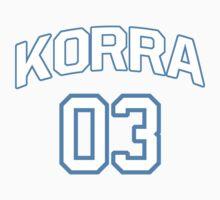 Team Korra by Caroline Kilgore
