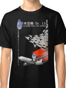 'Music For Airports' Shirt Classic T-Shirt