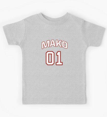 Team Mako Kids Tee