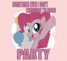 Pinkie Pie PARTY! by Pegasi Designs