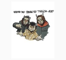 Where The Beastie Things Are Kids Clothes