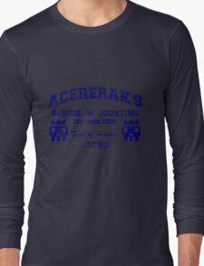Acererak's School of Jousting Long Sleeve T-Shirt