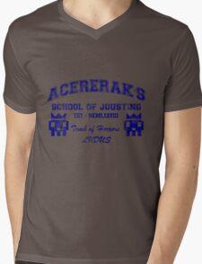 Acererak's School of Jousting Mens V-Neck T-Shirt