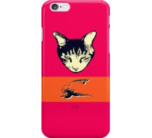 Cat Bird Yum iPhone case iPhone Case/Skin