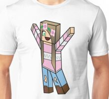 Minecraft character 03 Unisex T-Shirt