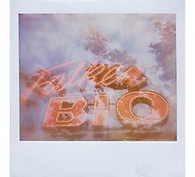 falken bio Photographic Print