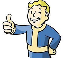 Fallout 4 pipboy by kaaai3
