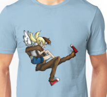 My Lovely Companion--DoctorDerpy Unisex T-Shirt