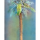 Simple Palm by arline wagner