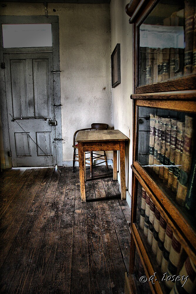Law Office, Bullalo Gap Tx by dlosey